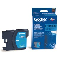 Brother LC-1100C Ink Cartridge Standard for DCP-6690/6890/385/585, MFC-6490/490/790