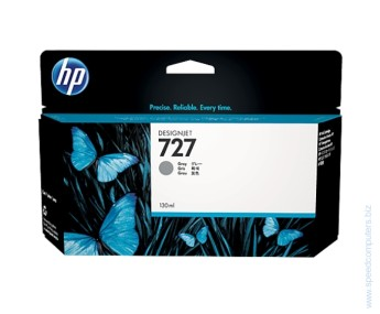 HP 727 130-ml Gray Ink Cartridge HP Designjet T920 and T1500 36-in Printer series