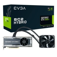 EVGA GeForce GTX 1080 Ti SC2 HYBRID Gaming 11GB GDDR5X Видео карта