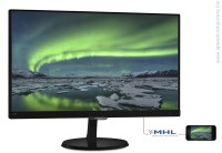 "PHILIPS 237E7QDSB 23"" FullHD IPS монитор"