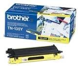 Brother TN-135Y Toner Cartridge High Yield for HL-4040/50/70, DCP-9040/42/45, MFC-9440/9450/9840 series