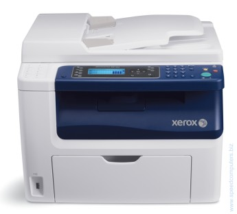 Color Laser Multifunctional Xerox WorkCentre 6015NI - 4in1  A4 Ethernet Build-in WiFi БЕЗПЛАТНА ДОСТАВКА ЗА ЦЯЛА БЪЛГАРИЯ