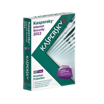 Kaspersky Internet Security 2012 5-Desktop 1 year Renewal License Pack  Type: 1 year Renewal LicenseUsers: 5 PCRequired for installation: About 480 MB free space; CD/DVD Drive for installation of the program from CD ROM; Internet connection for product activation; Microsoft Internet Explorer 6 or higherOperating Systems compatibility: Microsoft Windows XP Home / Vista / 7