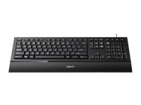 Logitech Illuminated Keyboard K740 Клавиатура