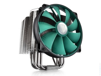 Deepcool LUCIFER v.2 Silent Вентилатор за процесор DeepCool Охлаждане за процесор CPU Cooler LUCIFER v2 - 1151/2011/1366/775/AMD  Silent