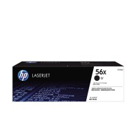 HP 56X Black LaserJet Toner Cartridge консуматив