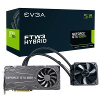 EVGA GeForce GTX 1080 Ti FTW3 HYBRID Gaming 11GB GDDR5X видео карта