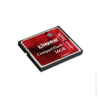 Карта памет KINGSTON 16GB CF CARD 266X
