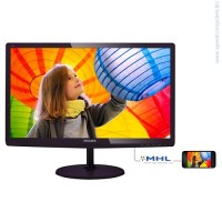 "Philips 227E6LDSD 21.5"" TFT LED FullHD монитор"