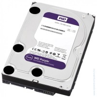 Твърд диск Western Digital 3TB SATA III Purple 64MB 7200rpm