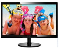 "Philips 246V5LHAB 24"" LED Full HD монитор"