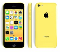 Apple iPhone 5C 16GB реновиран смартфон жълт