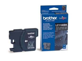Brother LC-1100BK Ink Cartridge Standard for DCP-6690/6890/385/585, MFC-6490/490/790 за DCP-6690/6890/385/585, MFC-6490/490/790