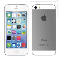 Apple iPhone 5S 16GB сребрист реновиран смартфон