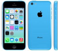Apple iPhone 5C 16GB реновиран смартфон син