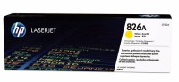 Консуматив HP 826A Yellow LaserJet Toner Cartridge (CF312A)