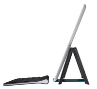 Logitech Tablet Keyboard (Keyboard-and-Stand Combo) for iPad  Клавиатура