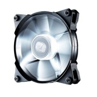Cooler Master JetFlo 120 Бял вентилатор