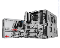 MSI Z170A MPOWER GAMING TITANIUM 1151 Дънна платка