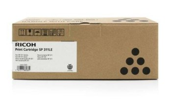 Тонер касета Ricoh SP311HE, 3500 стр, Черен Compatible with:   Ricoh SP 311DN/ SP 311DNW/ SP 311SFN/ SP 311SFNW/SP 325nW/SP325SNW/SP325SFNW Page yield:   3500 pages Color: Black