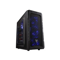 FSP CMT210 GAMING WINDOW ATX Черна Кутия