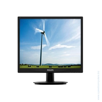 "Philips 19S4QAB 19"" 5:4 IPS DVI монитор Монитор PHILIPS 19S4QAB, IPS panel, 19"" формат 5:4 ""квадратен""