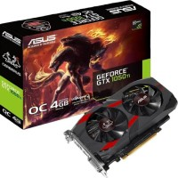 ASUS Cerberus GeForce GTX 1050Ti OC Edition 4GB GDDR5 128 bit видео карта