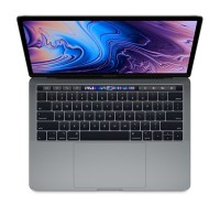 "Apple MacBook Pro 15"" Touch Bar Intel i7-8750H лаптоп сив"