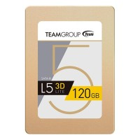 "TEAM GROUP L5 LITE 3D 2.5"" 120GB SATA3 SSD T253TD120G3C101"