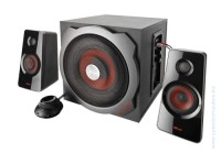 TRUST GXT 38 2.1 Speakers Black Тонколони