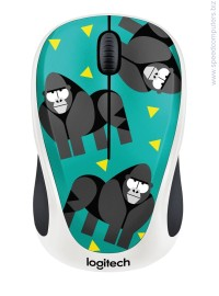 Мишка Logitech Wireless Mouse M238 Play Collection - Горила