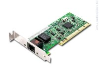 INTEL Network card PRO/1000 GT (10/100/1000Base-T, 1000Mbps, Bulk, Gigabit Ethernet, PCI)