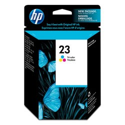 HP 23XL Tri-colour Inkjet Print Cartridge Съвместимост: HP Deskjet 600, 700, 800, 1120 and 1125 Printers, HP Officejet r40, r45, r60, r65, r80, t45, and t65, HP Officejet Pro 1170 and 1175, HP Color Copiers 140, 145, 150, 155, 160, 170, 260, and 270Цвят: Yellow, cyan, magentaБрой страници: 620 pagesДруги: Quality colour text and graphics and photo-quality images quickly and effortlessly.