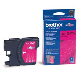 Brother LC-1100HYM Ink Cartridge High Yield for MFC-6490, DCP-6690/6890 series за MFC-6490, DCP-6690/6890 series