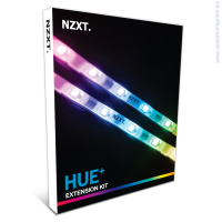 NZXT HUE+ Extension Kit -  Add Two LED Strips to the HUE+