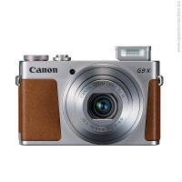 Canon PowerShot G9 X Silver Цифров фотоапарат