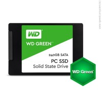 "WD Green 240GB WDS240G1G0A  2.5"" SSD диск"