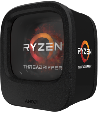 AMD Ryzen Threadripper 1900X socket TR4 Box процесор