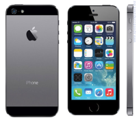 Apple iPhone 5S 64GB Space Gray реновиран смартфон