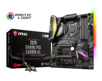 MSI Z370 GAMING PRO CARBON AC s.1151 ATX Coffee Lake дънна платка