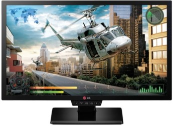 "LG 24GM77-B 24"" Full HD 144Hz монитор Монитор, LG 24GM77-B, 24"" TN, AG, 1ms (Motion 240 on), 5ms on/off, 1000:1, 5000000:1 DFC, 350cd/m2, Full HD 1920x1080, 144Hz, D-Sub, DVI, HDMI, DisplayPort, USB 3.0, Game mode, Tilt, Headphone Out, Black"