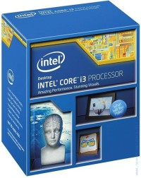 Процесор INTEL Core i3-4160 3.60GHz, 64bit, 1150, Box