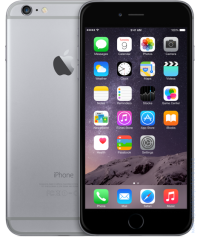 Apple iPhone 6 64GB Space Gray смартфон реновиран