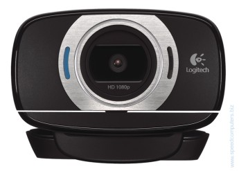 HD уеб камера Logitech HD Webcam C615 Full HD 1080p video capture (up to 1920 x 1080 pixels) with recommended system