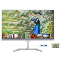 "Philips 246E7QDSW 23.6"" PLS W-LED монитор"