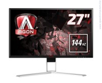 "AOC AGON AG271QX 27"" 1ms 144Hz Gaming monitor монитор"