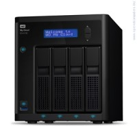 Сторидж Western Digital My Cloud EX4100 4-bay 0TB USB 3.0