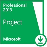 Microsoft® Project Pro 2013 32/64 English PkLic Online DwnLd C2R NR