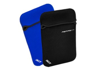 "ACER NEO Sleeve 10,1"" LC.BAG0A.002 Style: SleeveMaximum Screen Size Support: 25.7 cm (10.1"") Exterior Material: NeopreneApplication/Usage: Netbook"