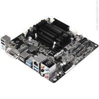 AsRock J3710 2.64GHz mini-ITX Дънна платка